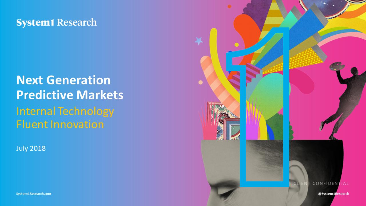 Internal Tech Fluent Innovation Predictive Markets - Master Copy [Autosaved]