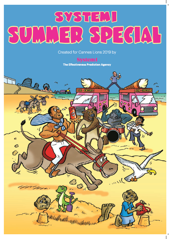 Summer Special Cover